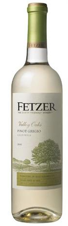 Fetzer Pinot Grigio Valley Oaks